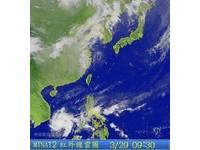 變天! 北台周末低溫12度 南沙島海面輕颱醞釀《ETtoday 新聞雲》