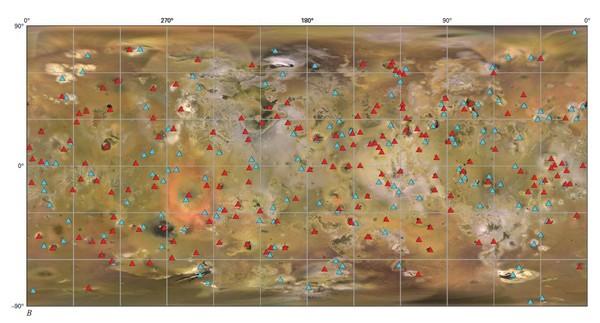 d64684 木衛一火山世界 首張全球地質圖問世《ETtoday 新聞雲》