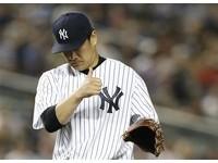MLB/田中將大6局10K奪11勝 躍居大聯盟勝投王