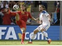 世足賽/生涯最關鍵戰役 阿札爾:比利時能擊敗阿根廷
