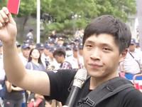 持台胞證赴港聲援被遣返 陳為廷轉述海關:政治因素