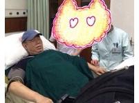 名導陳凱歌驚傳拍戲太操心臟病發 送醫病床痛苦樣曝光