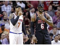 NBA/尼克留人遇阻礙? 傳安東尼考慮投奔湖人懷抱
