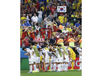 世足賽/錯失門前機會 國訓教頭嘆南韓該贏未贏