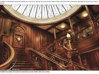 「鐵達尼號博物館」傑克蘿絲定情階梯成結婚聖地 《ETtoday 新聞雲》