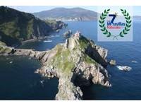 西班牙票選國內新七大天然美景 北部岩石島嶼奪冠