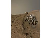 歡度一火星周年 好奇號孤單玩自拍