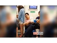 偷摸台妹大腿 上海國企主管被開除黨籍、解職