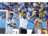 世足賽/關鍵助攻又救了阿根廷 梅西:曾考慮直接射門