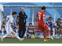 世足賽/生涯最艱難一戰 阿根廷教頭:我們值得勝利