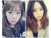 同團自打臉! 「KARA」19歲新血英智撞臉韓昇延