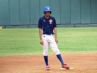 15U世界青少棒/中華青少棒「越級」練習賽 攻守發揮