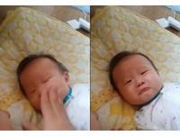 25秒連賞小嬰兒4巴掌 狠心虎爸被轟腦殘