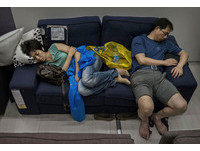 試躺、試睡、吹冷氣 繼IKEA後無印良品也「淪陷」了!