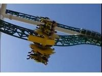 玩「地獄」雲霄飛車安全帶鬆脫 觀光客慘死西班牙