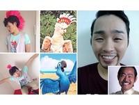 「這群人」模仿鸚鵡當潮男 基榮扮周杰倫糗變元華