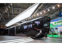 超霸氣! 來看戰鬥民族的新輕軌電車R1
