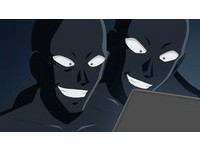 犯人就是你!名偵探柯南推出未曝光「黑影犯人」模型組