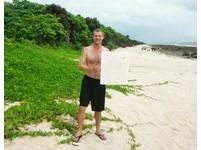 台灣海灘充滿垃圾 美國學生號召網友參與「環保革命」