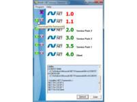 阿榮福利味/.NET Version Detector─.NET版本偵測