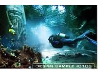 重現傳說中的亞特蘭提斯 杜拜將建世界最大海底遊樂園