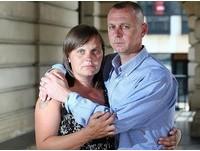 剖腹產男嬰遭切頭骨亡 英心碎母:永遠不會原諒他們!