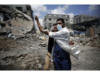砲擊加薩學校引撻伐 聯合國:以色列恐犯下「戰爭罪」