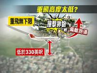 復航空難調查出爐:走錯方向,墜毀前20秒在找跑道