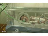 巴勒斯坦孕婦遭無預警空襲身亡 醫生成功剖腹接生女嬰