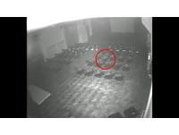 《盂蘭神功》英國真版?監視器錄到:戲院椅子自動飄移