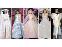 VOGUE/準新娘看過來 來自高級訂製服的非典型婚紗