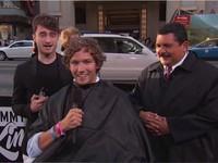 哈利波特上街開理髮廳 顧客見狗啃頭大讚「我喜歡!」