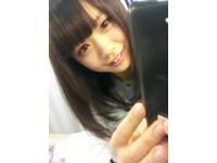 HKT48的兔牙巨乳妹菅本裕子。(圖/取自日本網路)