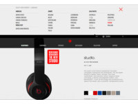 Apple 官網再更新!加入 Beats 全產品線服務