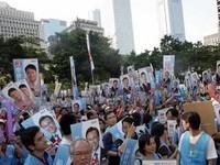 香港6日地方大選 民主派和建制派競爭激烈