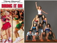 高難度舞蹈體操 啦啦隊危險的魅力