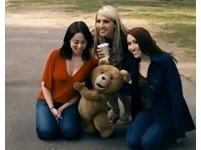 泰迪熊摸奶又猥褻 《熊麻吉》預告瘋傳