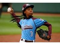 棒球/威廉少棒13歲女投故事躍上大螢幕 迪士尼將翻拍