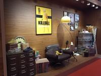 超大鞋盒進駐書店 Onitsuka Tiger品牌展吸睛