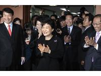 目標放眼「南韓梅克爾」 朴槿惠民調領先安哲秀