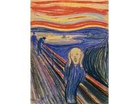 藝術史經典名畫「吶喊」首度拍賣