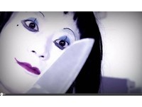 小剛的日本音樂風暴區/大島優子扮恐怖紙紮人