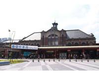 史無前例!月台中間架舞台 台中車站慶百歲將辦鐵道音樂祭