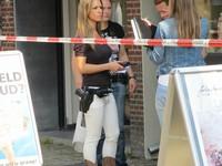 荷蘭「正妹女警」辣照瘋傳 網友視案情為無物