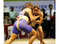 相撲/高雄主辦世界大賽 中華奪青少女團體銅牌