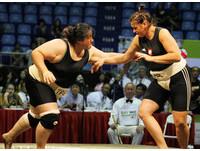 相撲/高雄世界相撲大賽 中華隊再奪女子團體銅牌