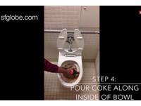 用可樂洗馬桶是真的!網友力薦「超天才清潔懶人包」