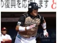 日職季後賽/把握球員生涯最後 稻葉篤紀當代打英雄