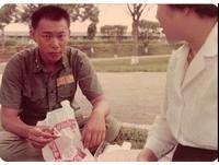 柯文哲PO服役萌照 祝台北市子弟軍人節快樂