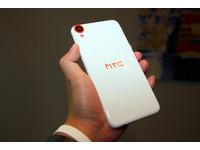 搶進中階市場!單卡、4G全頻HTC Desire 820聖誕夜登台